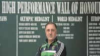 Fences mended as Zaur Antia to lead fighting Irish in Rio