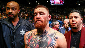 Mournful Conor McGregor: I'm not cut, I'm simply heartbroken
