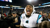 Super Cam Newton calls the tune as Carolina Panthers turn focus to Denver Broncos