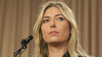 Sponsors distance themselves from Maria Sharapova