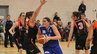 Team Montenotte Glanmire on course for third consecutive Premier women's league and cup basketball double
