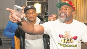 Shannon Briggs to returning David Haye: 'You've been hiding from me. I know I can beat you'