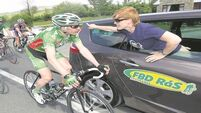 Davy O'Loughlin can roll back the years at the Rás Mumhan