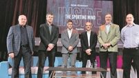 Night of sporting drama as legends take the stage