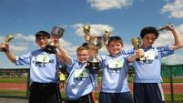 Watch all the action from the Cork Primary Schools Sports at CIT