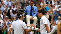 Milos Raonic first Canadian man to play in Wimbledon final
