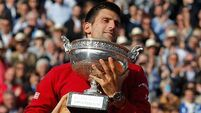 Novak Djokovic joins Grand Slam elite