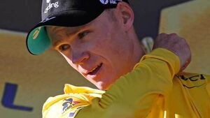 Team Sky put Chris Froome in cruise control