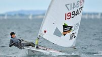 Olympic dream moving into view for sailors