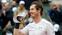 Andy Murray: I never thought I'd reach a French Open final