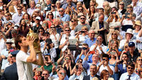 Masterful Andy Murray the hero of SW19 again