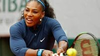 Serena Williams has say on equal money