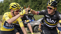 Chris Froome refuses to set a limit on his Tour De France ambitions