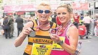 Injury-hit Nollaigh O'Neill digs deep in Cork City Marathon while Philip Harty dominates on debut
