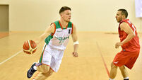 Double delight for Irish basketball teams
