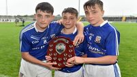 VIDEO: Action from the National Féile football finals in Austin Stack Park