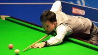 Flying Marco Fu advances to third round at The Crucible