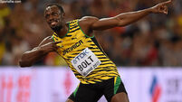 Positive Bolt Usain gives 'thumbs up' to decision to ban Russian athletics team