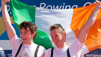 Cork brothers savour golden moment at European Rowing Championships