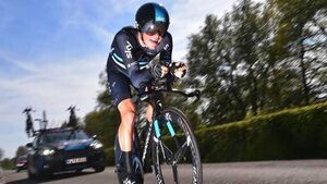 In-form Nicolas Roche climbs to ninth at Giro d'Italia