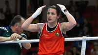 AIBA 2016 European Olympic Qualification Event- Semi-Finals