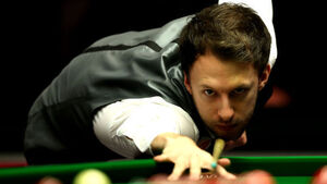 Struggling Judd Trump fighting for survival as Liang Wenbo leads at Crucible