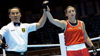 Determined Katie Taylor now just one step from Rio Olympics