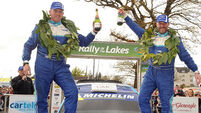 Donagh Kelly still king of the Lakes