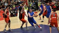 Blue Demons shock Killester in semi