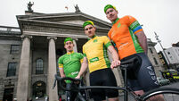 Return of big climbs on testing Rás route
