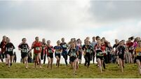 Check out the action from yesterday's Munster Schools Cross Country
