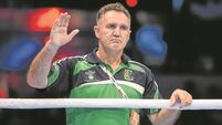 IABA maintains silence as Walsh heading for US