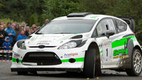 Daragh O'Riordan eyes fourth Fastnet Rally