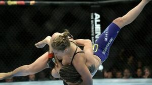 Live updates: UFC - Ronda Rousey v Holly Holm