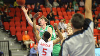 Hibernia Basketball bruised by CEZ Nymburk in Europe Cup