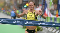 Hehir and Curley lead Irish home as Gemechu and Lehonkova rule Dublin