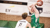 Colin O'Reilly's Irish stars facing daunting FIBA Europe Cup task in Prague