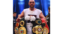 Tyson Fury: 'I'm the first Irish heavyweight champion of the world'