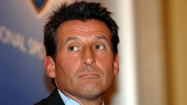I will clean up athletics, vows Seb Coe