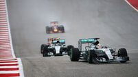 Lewis Hamilton claims world title in US GP thriller