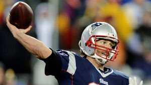 New England Patriots stretch winning sequence with last second victory over the New York Giants