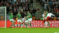 Woe in Warsaw means play-off minefield beckons for Republic