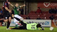 Cork City stunned by Longford Town