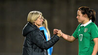 Ireland women hit back for first win