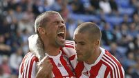 Stoke could lose Walters, fears Hughes