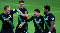 Bojan nets winner as Stoke rise to 11th