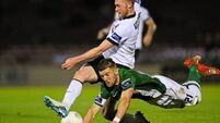 Cork City hold Dundalk in thriller
