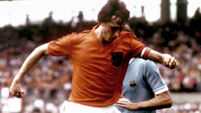 Clubs rally around legend Johan Cruyff as he fights cancer