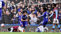 Diego Costa keeps cool to carry Chelsea fight