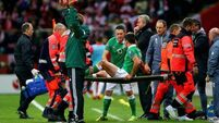 Martin O'Neill claims play-off bans 'unfair'